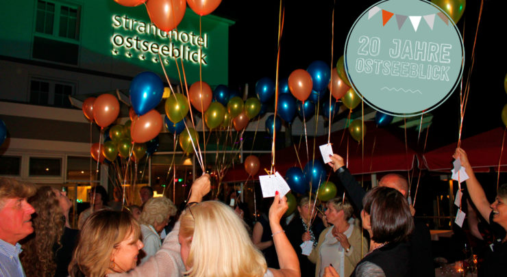 20 Jahre Ostseeblick! Der Rückblick! (inkl. Video) // Usedom - Strandhotel Ostseeblick - Blog