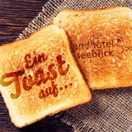 Ein Toast auf… Lysann Koschany! // Usedom - Strandhotel Ostseeblick - Blog
