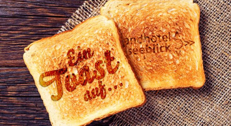 Ein Toast auf… Birgit Hanusch! // Usedom - Strandhotel Ostseeblick - Blog