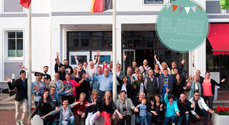 20 Jahre Ostseeblick! Friends & Family! (inkl. Video) // Usedom - Strandhotel Ostseeblick - Blog