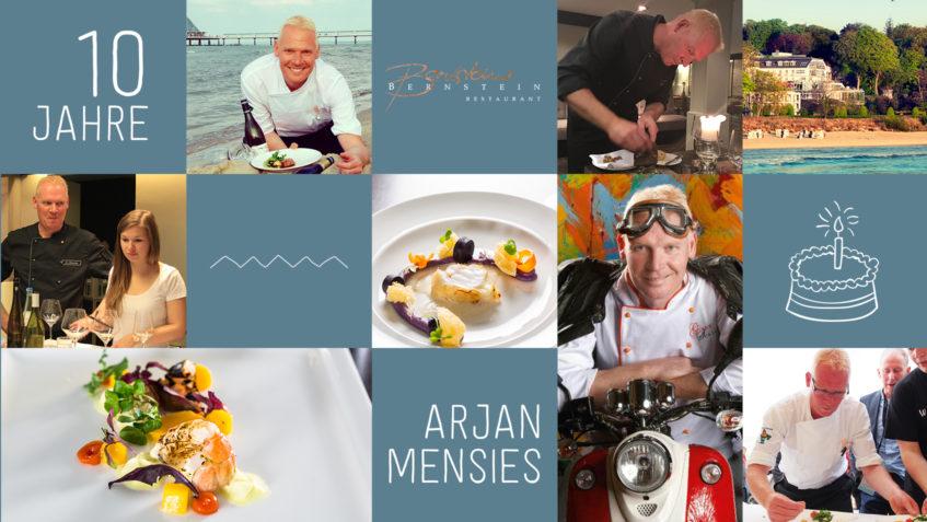 10 Jahre Arjan Mensies // Usedom - Strandhotel Ostseeblick - Blog