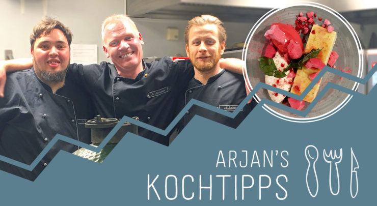 ARJAN'S KOCHTIPPS: SO SCHMECKT DER SOMMER! // Usedom - Strandhotel Ostseeblick - Blog