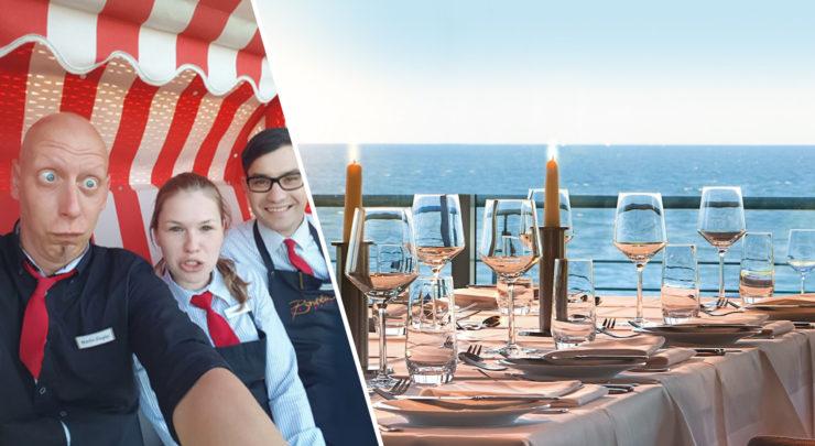 Jetzt bewerben: Restaurantleiter (m/w/d) & Chef de rang (m/w/d) im Restaurant Bernstein // Usedom - Strandhotel Ostseeblick - Blog